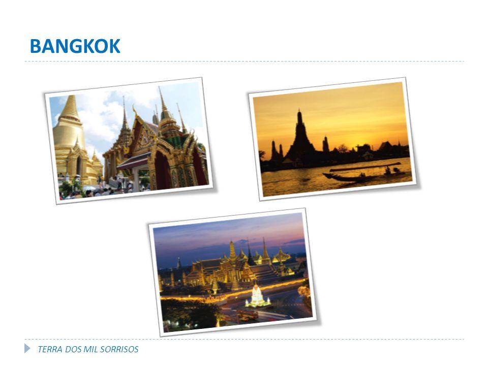 BANGKOK: Dia a Dia Pacote terrestre: Convenção Rotary International (KOK): Bangkok 1º dia (quinta - 03/mai) | São Paulo Encontro no aeroporto de Guarulhos às 21h.