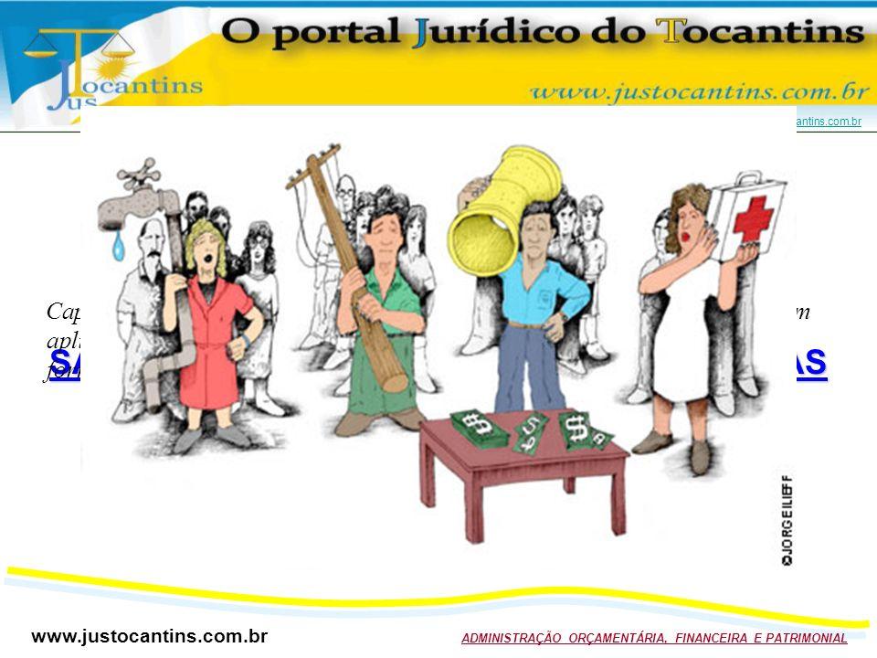 www.justocantins.com.br ADMINISTRAÇÃO ORÇAMENTÁRIA, FINANCEIRA E PATRIMONIAL www.twitter.com/justocantinswww.twitter.com/justocantins glauber@justocantins.com.brglauber@justocantins.com.br SATISFAÇÃO DAS NECESSIDADES COLETIVAS EFICIÊNCIA Capacidade que o gestor tem de aplicar os recursos escassos de forma otimizada.
