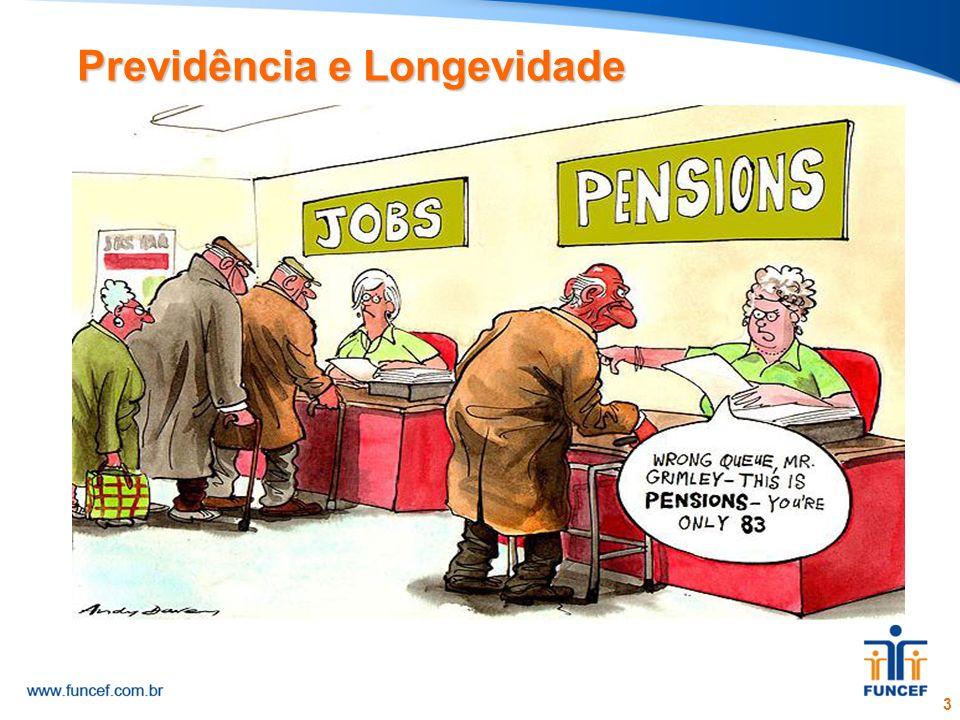3 Previdência e Longevidade Previdência e Longevidade
