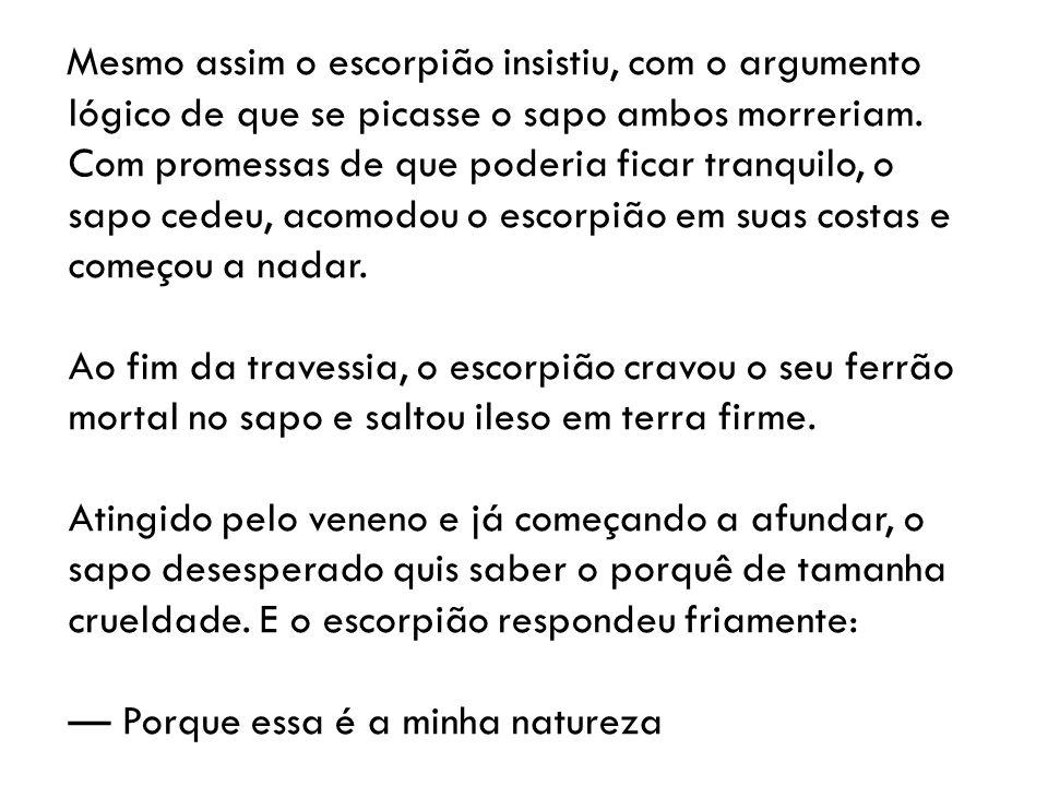 Para exemplificar, temos a história de João Hélio.