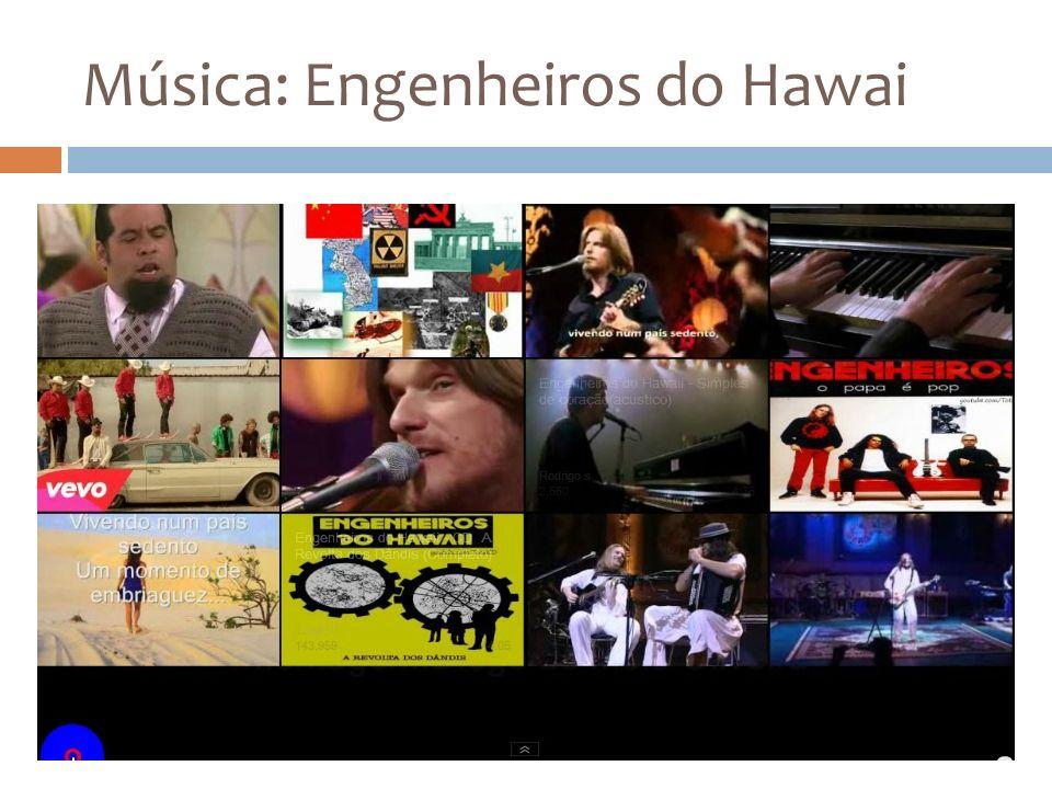 Música: Engenheiros do Hawai