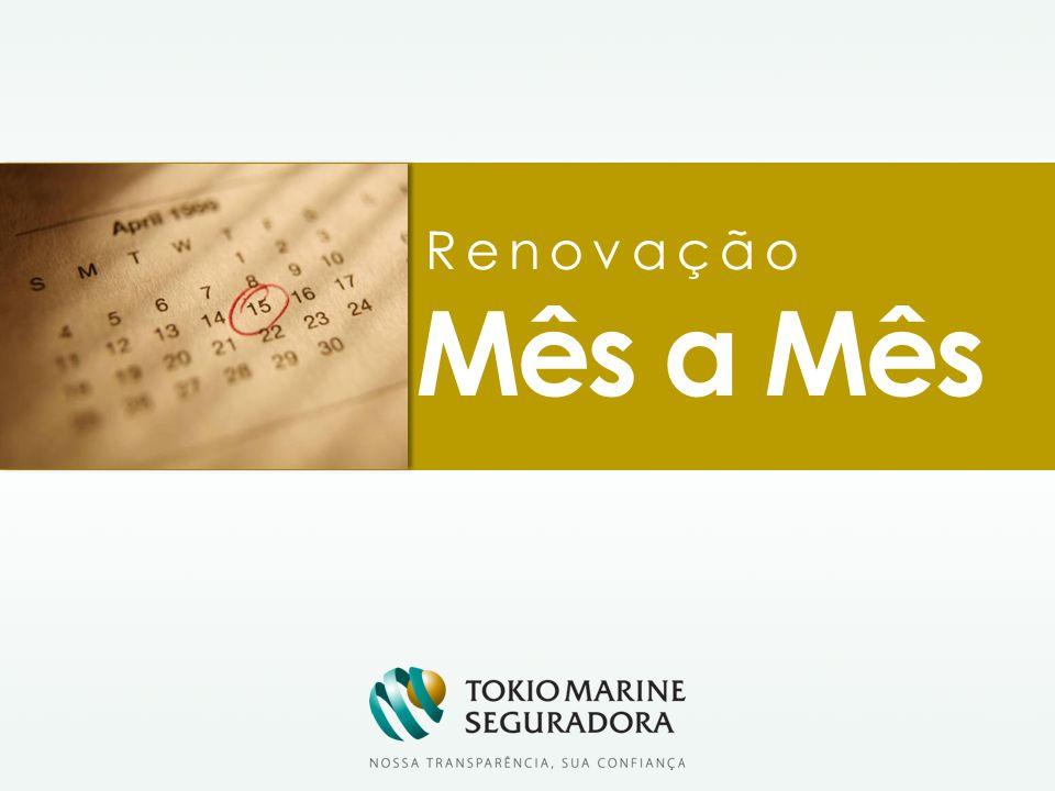 Renovação Mês a Mês
