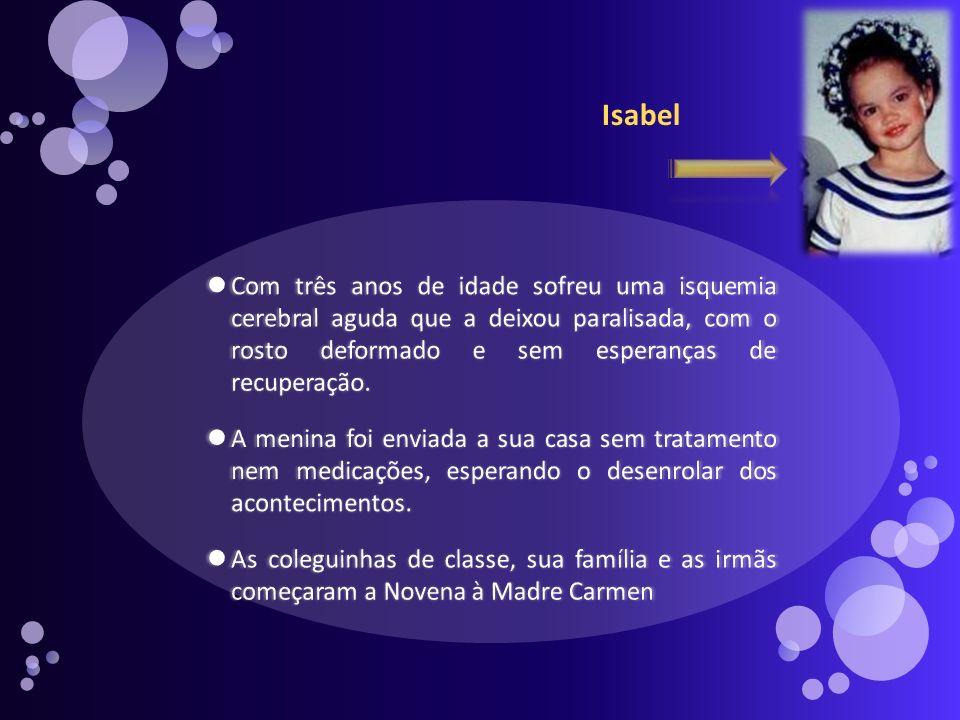 Mãe de Isabel Mª Isabel