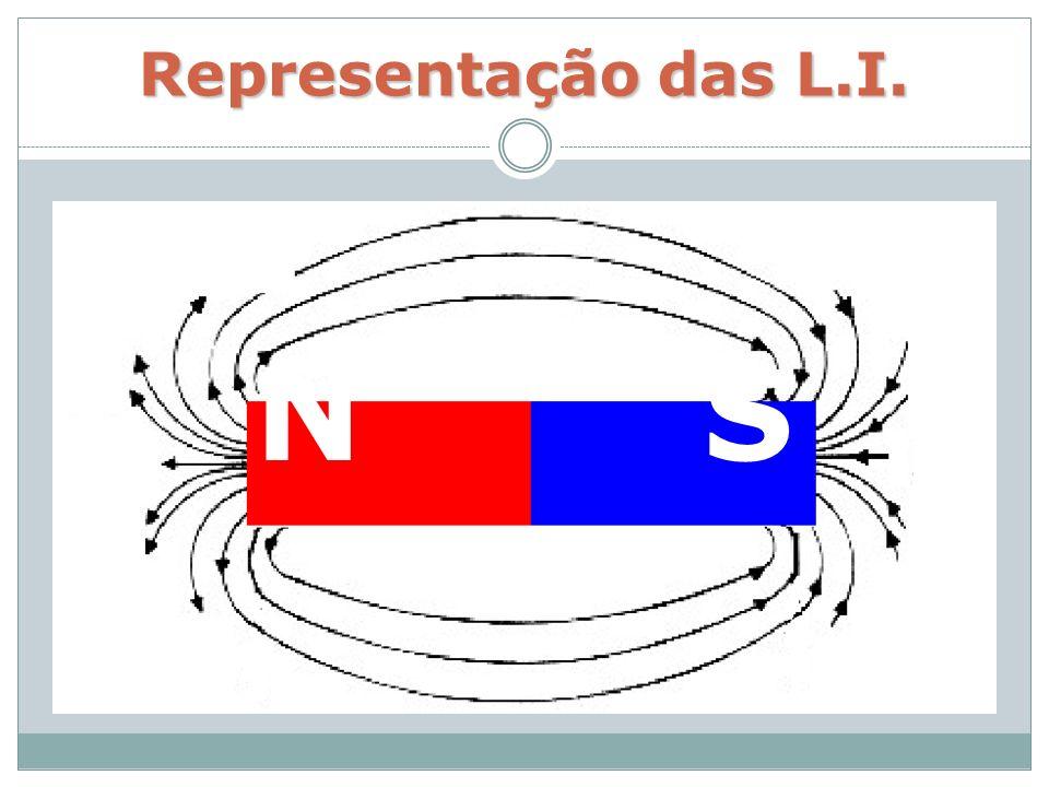 Representação das L.I. NS