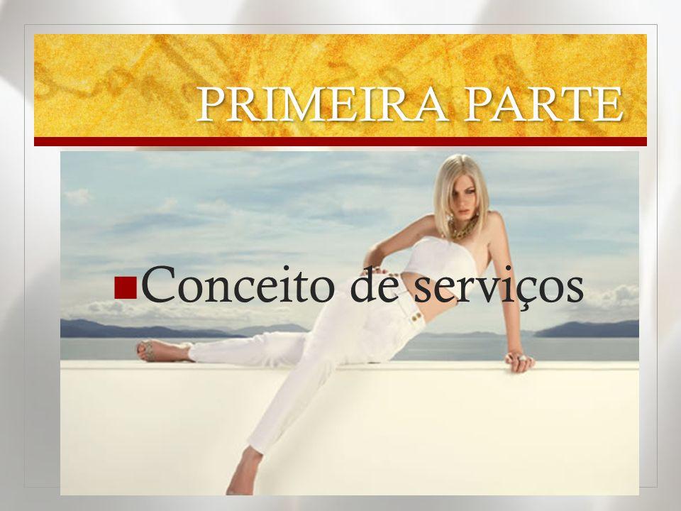 CONCEITO SERVIÇO Do latim: S ERVITIU Significa: a escravidão, servidão.