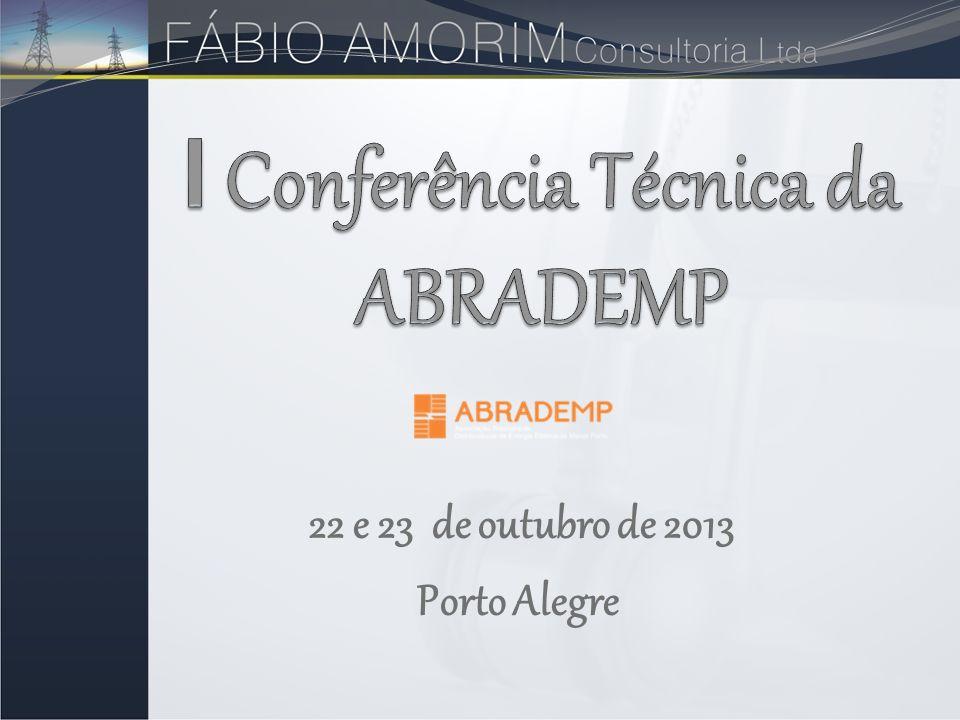 22 e 23 de outubro de 2013 Porto Alegre