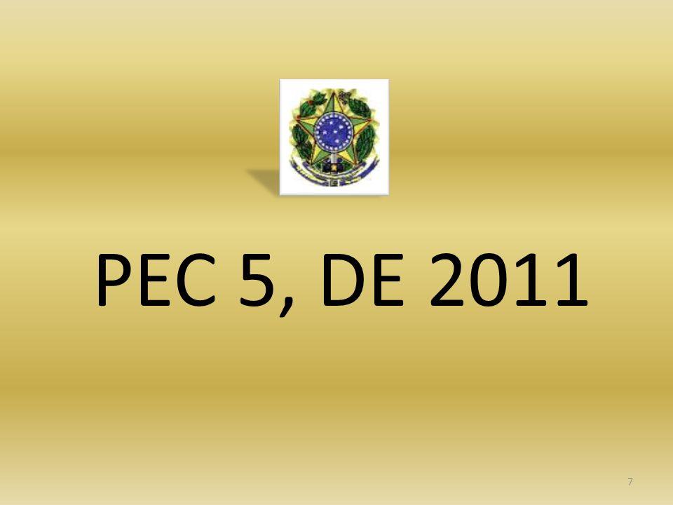 PEC 5, DE 2011 7