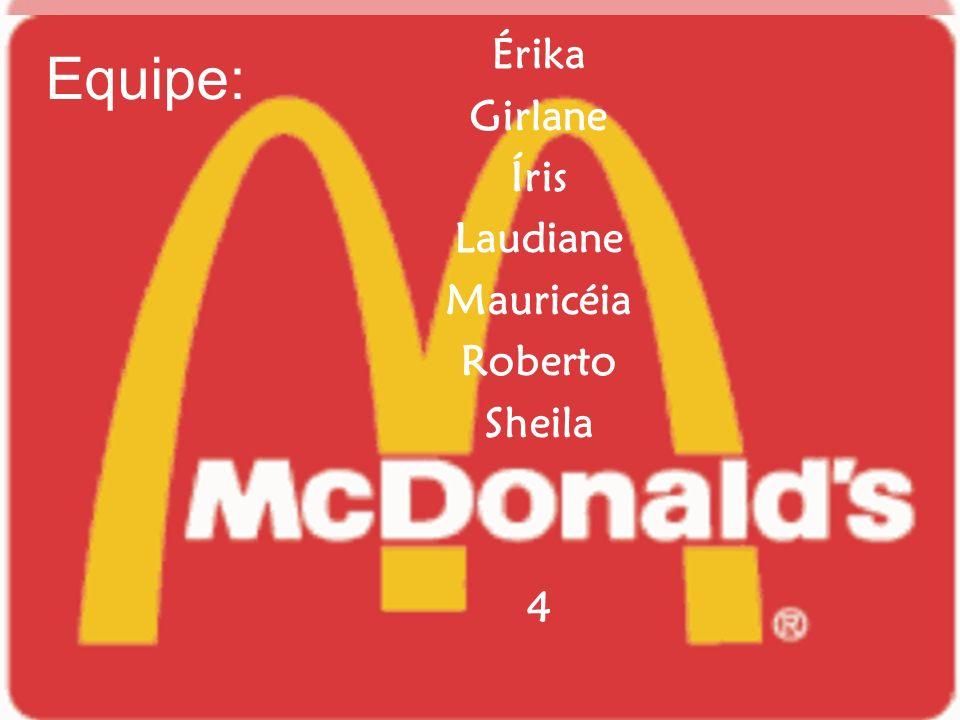 McDonaldS McDonald s é uma empresa responsável por uma rede internacional de lanchonetes cuja atividade é conhecida como fast food, sendo a maior rede de fast food do mundo.