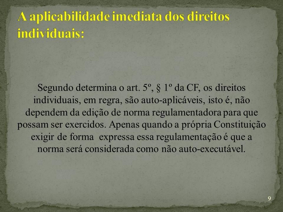 A EC n.45/04 criou o § 3º ao art.