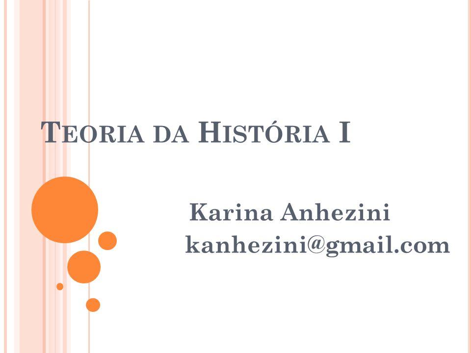 H ISTORICISMO ( S ): A HISTÓRIA COMO DISCIPLINA – R ANKE E D ROYSEN MATA, Sérgio da.