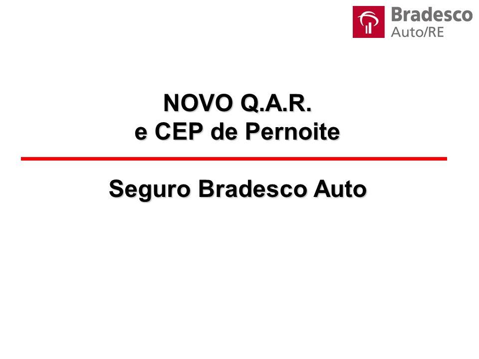 Com a mudança conceitual em torno do CEP de Risco, que passa a ser CEP de Pernoite do veículo segurado, ao contratar o produto Residencial torna-se necessário informar também o CEP de Risco da Residência Segurada.