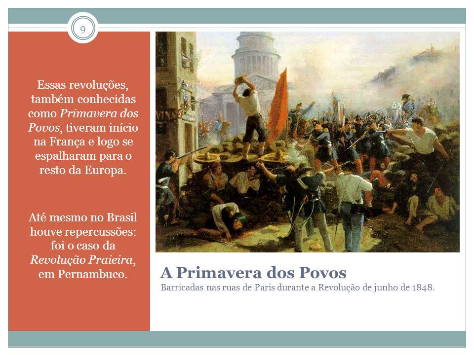 Revolução Praieira A Revolução Praieira foi uma revolta de caráter liberal e federalista ocorrida na província de Pernambuco entre os anos de 1848 e 1850.