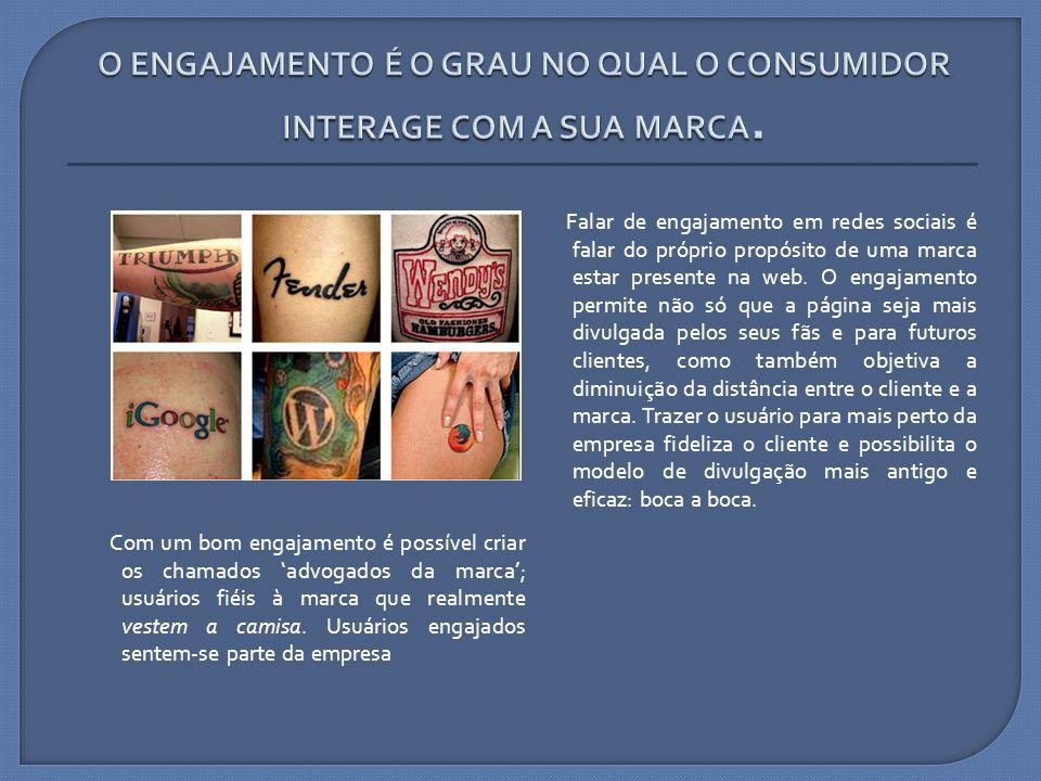 Falar de engajamento em redes sociais é falar do próprio propósito de uma marca estar presente na web. O engajamento permite não só que a página seja