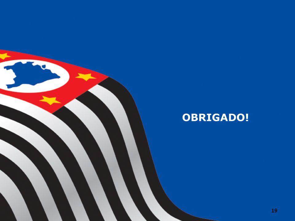 OBRIGADO! 19