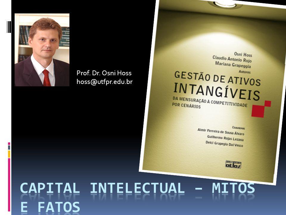 Prof. Dr. Osni Hoss hoss@utfpr.edu.br