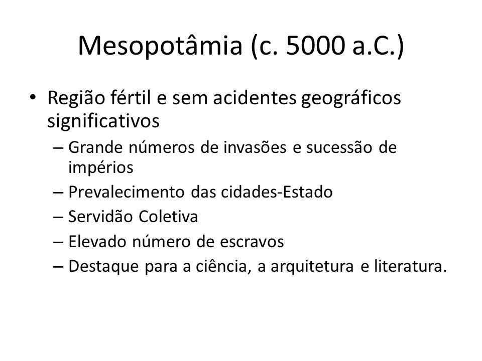 Mesopotâmia (c.