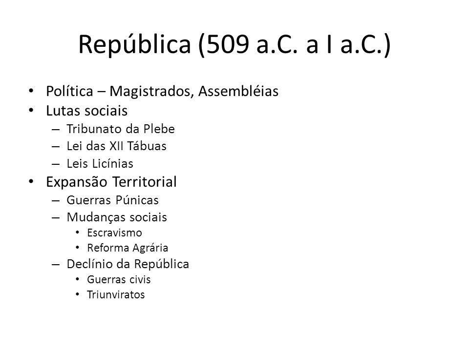 República (509 a.C.