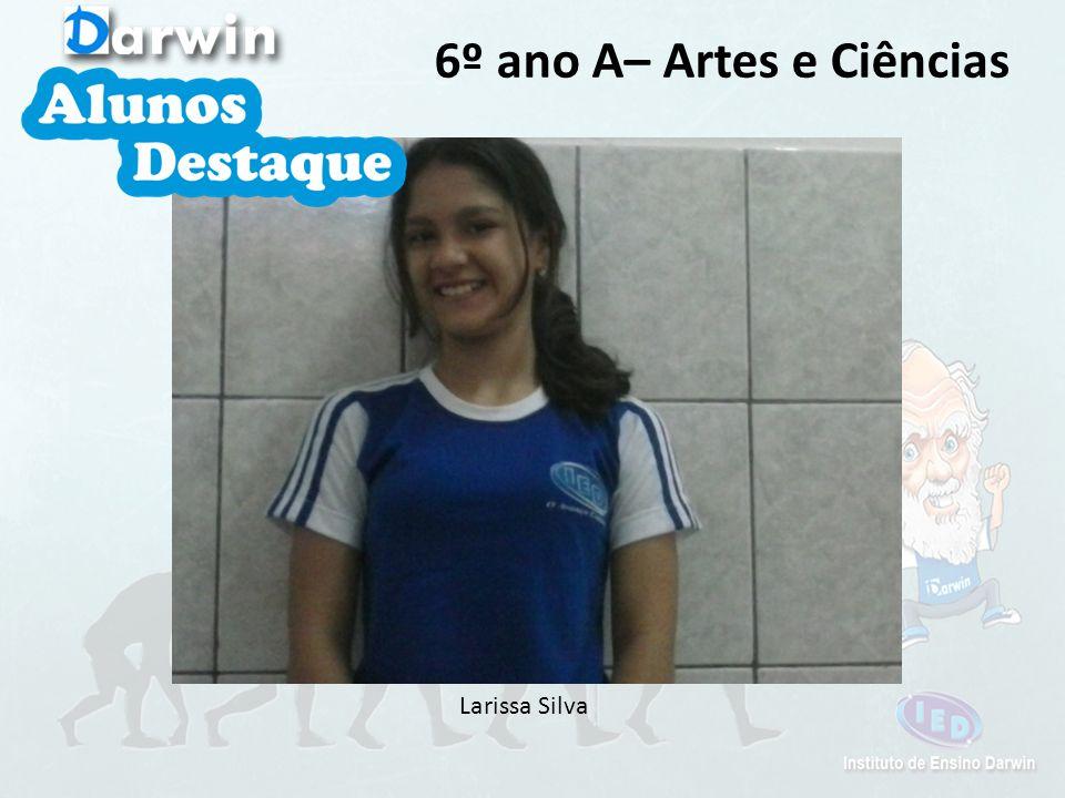 Lorena Alves 6º ano A– Ciências