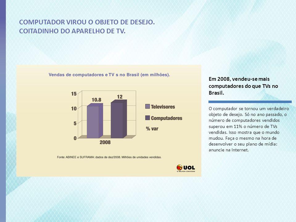 COMPUTADOR VIROU O OBJETO DE DESEJO.COITADINHO DO APARELHO DE TV.