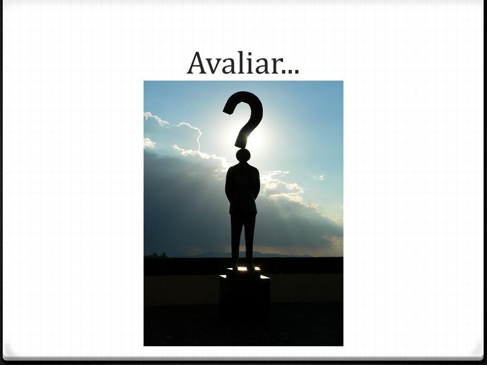 Avaliar...