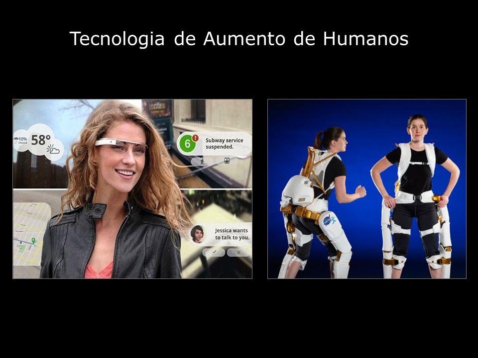 Tecnologia de Aumento de Humanos