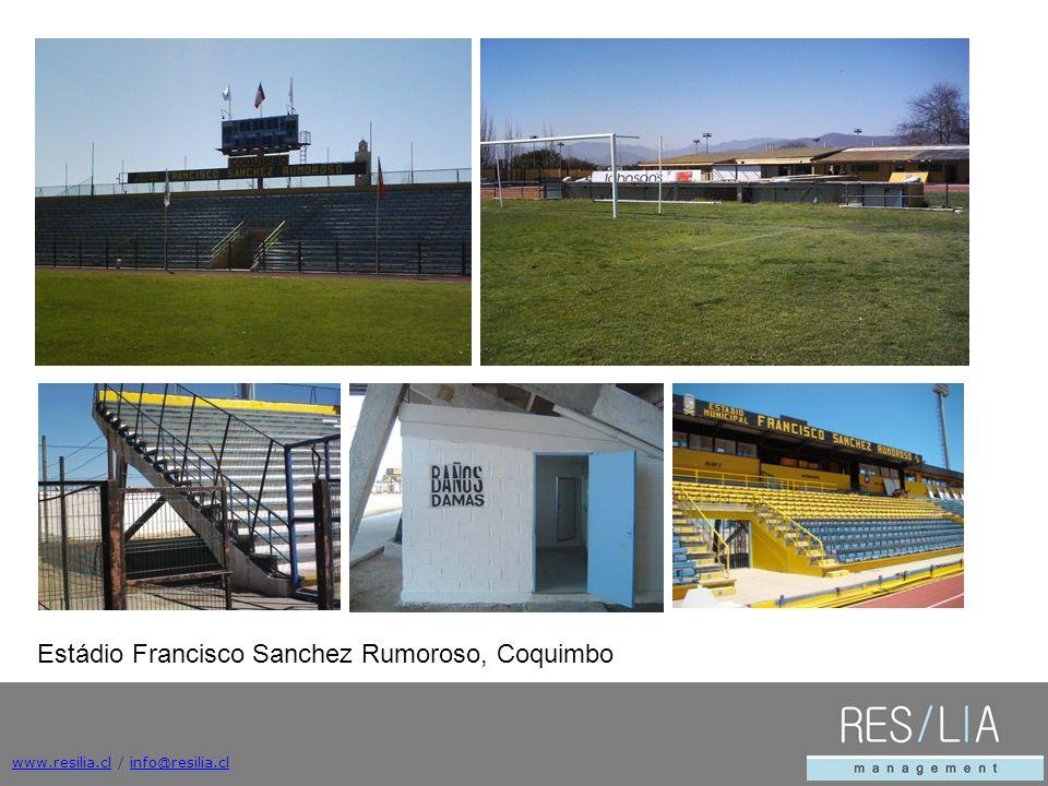 www.resilia.clwww.resilia.cl / info@resilia.clinfo@resilia.cl Estádio Francisco Sanchez Rumoroso, Coquimbo