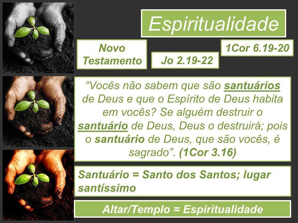 Restauração da Espiritualidade Esdras 3.1 – 13