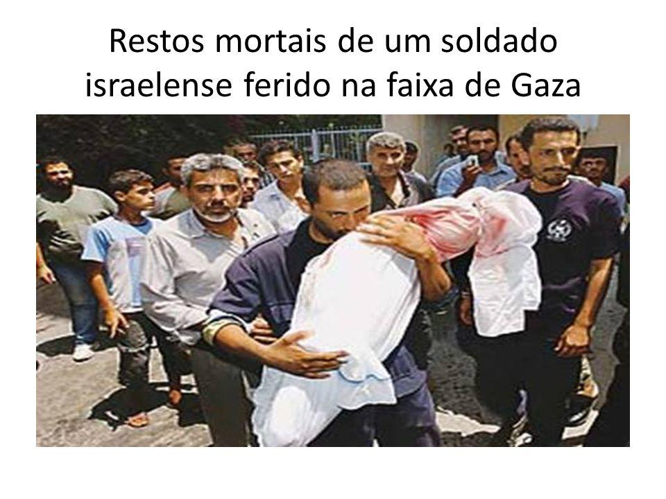 Hamas bombardeia civis israelenses(2009)