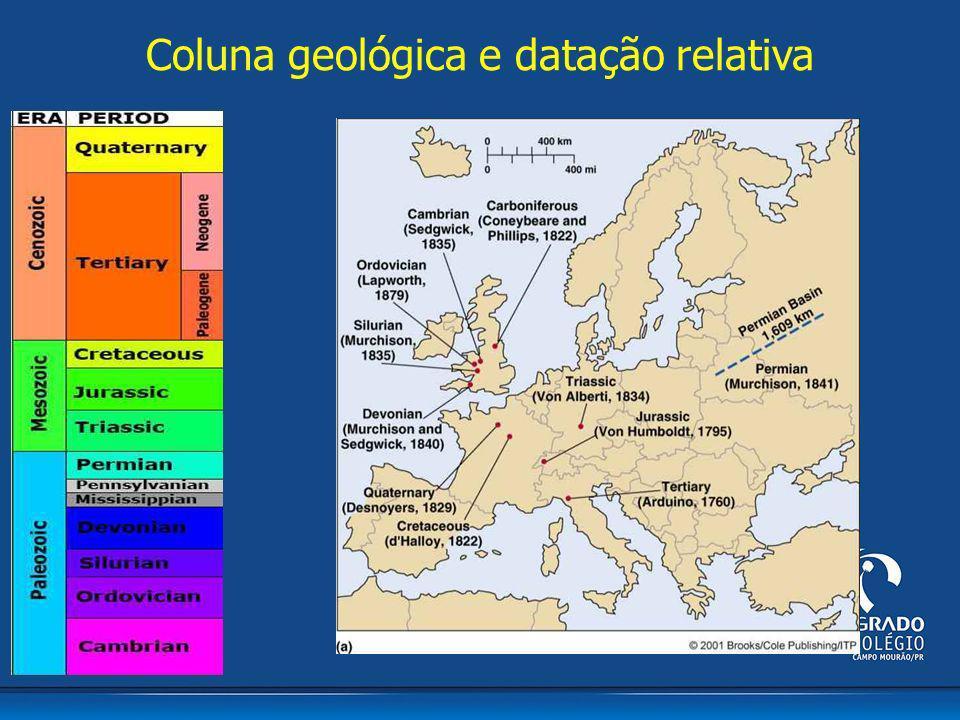 Mudanças atmosféricas Aumento de O 2 : diminuição do CO 2 Proterozóico Graças aos …