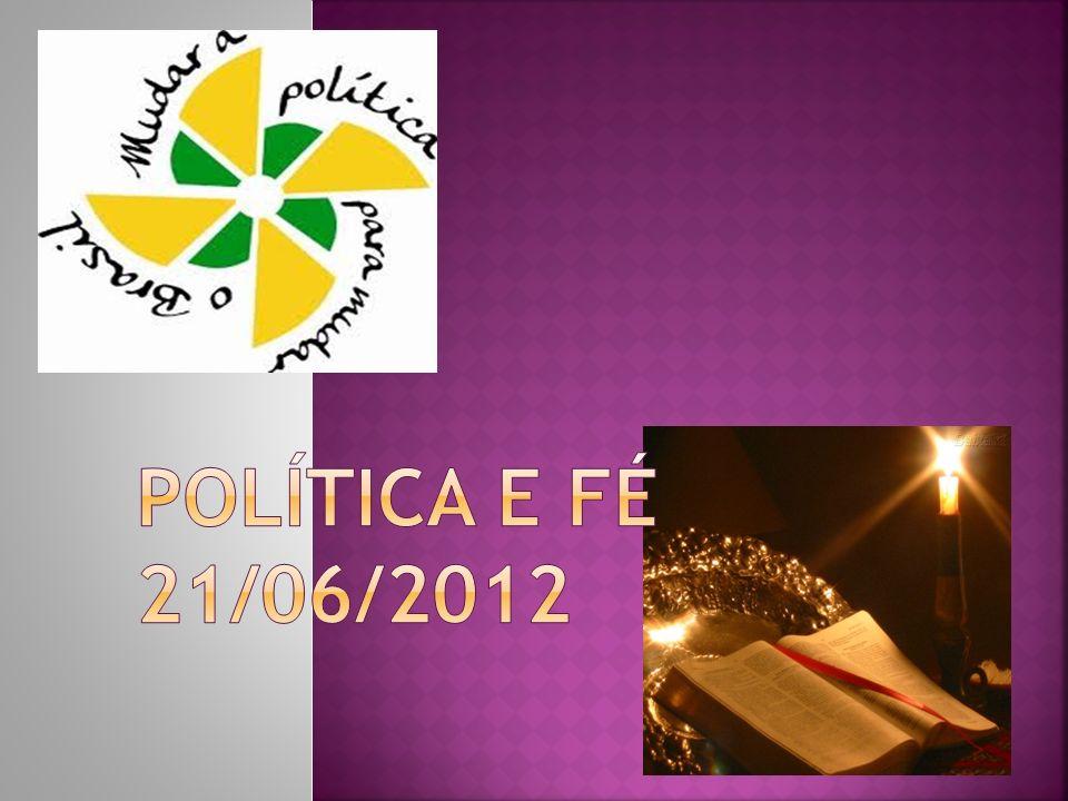 A política é uma forma sublime e das mais altas expressões de exercer a caridade cristã (EN 31).