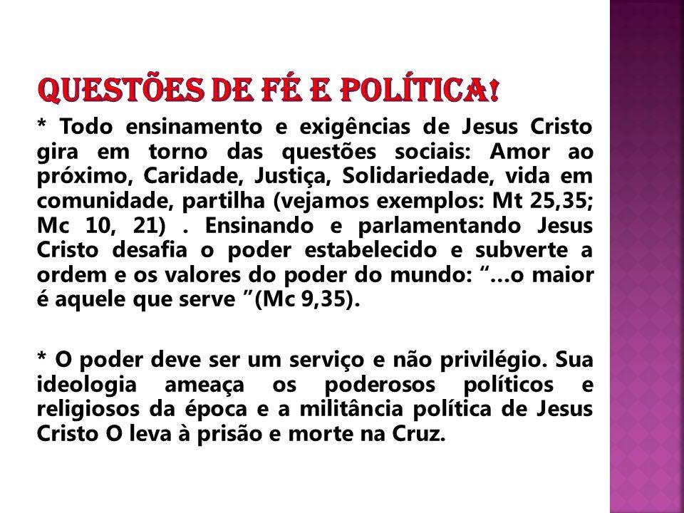 * Os partidos políticos têm a função de favorecer uma participação difusa e o acesso de todos às responsabilidades públicas.
