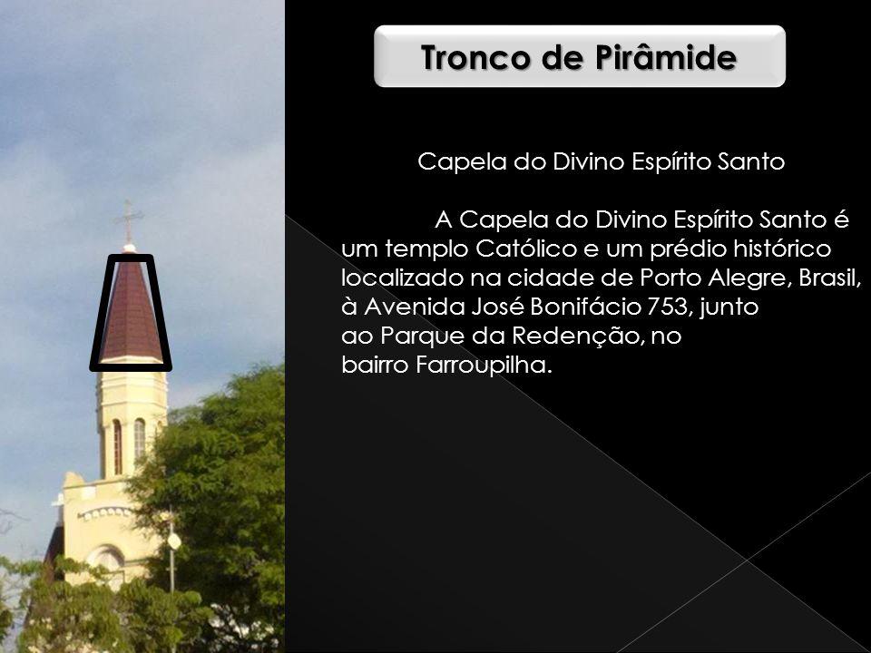 Capela do Divino Espírito Santo A Capela do Divino Espírito Santo é um templo Católico e um prédio histórico localizado na cidade de Porto Alegre, Bra