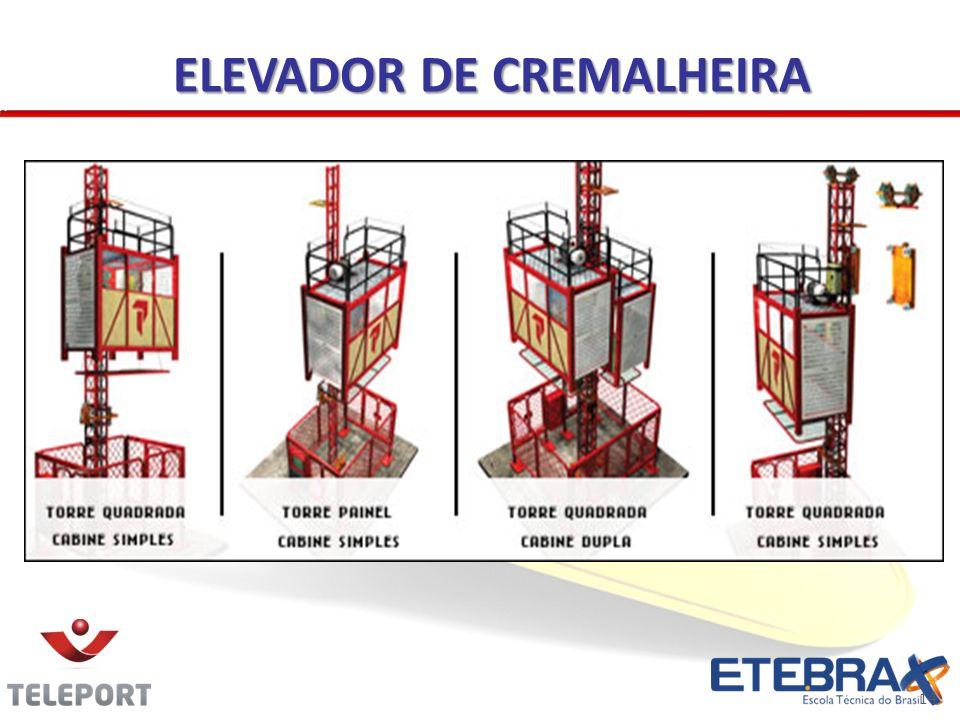 14 ELEVADOR DE CREMALHEIRA