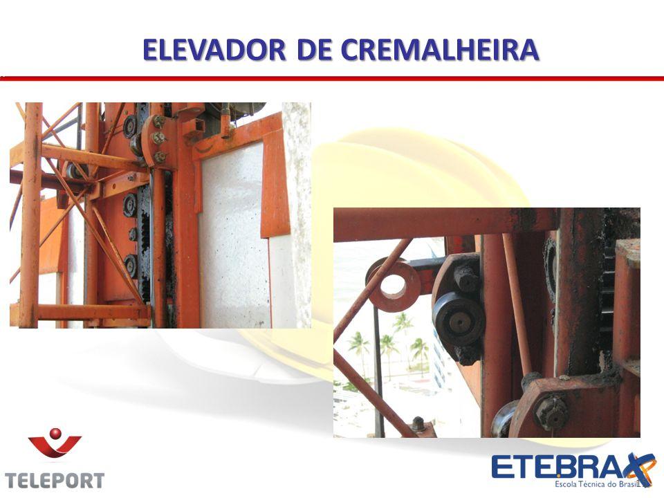 15 ELEVADOR DE CREMALHEIRA