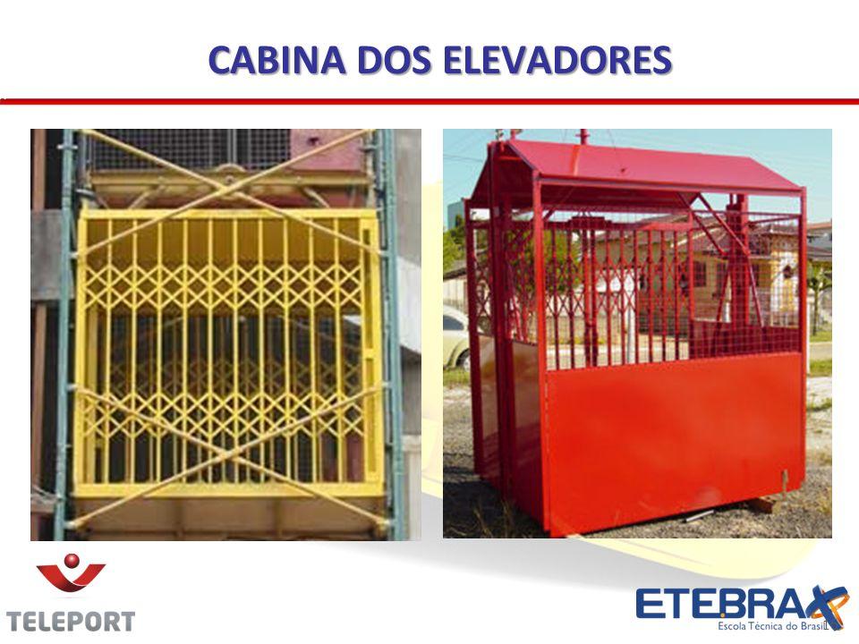 16 CABINA DOS ELEVADORES