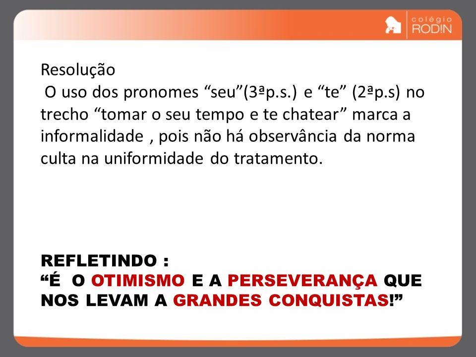 02- Fuvest – SP Leia a carta a seguir para responder à questão. Belo Horizonte, 28 de julho de 1942. Meu caro Mário, Estou te escrevendo rapidamente,