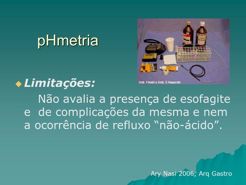 pHmetria & Impedânciometria