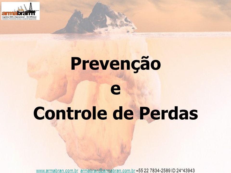 www.armabran.com.brwww.armabran.com.br armabran@armabran.com.br +55 22 7834-2589 ID 24*43943armabran@armabran.com.br Prevenção e Controle de Perdas