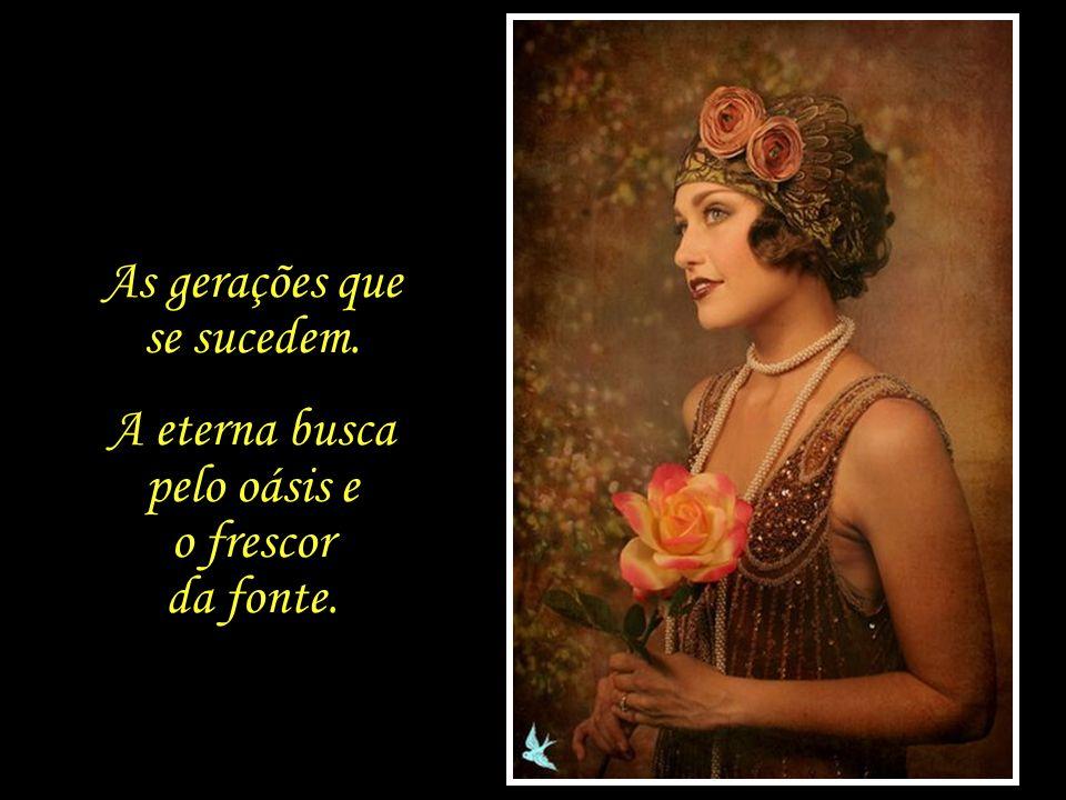 Ó Amigo.No jardim de teu coração, nada plantes salvo a rosa do amor...