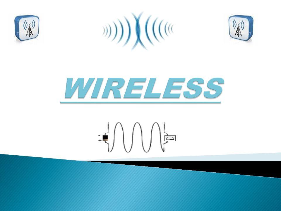 Como os dados são transmitidos na rede Wireless .