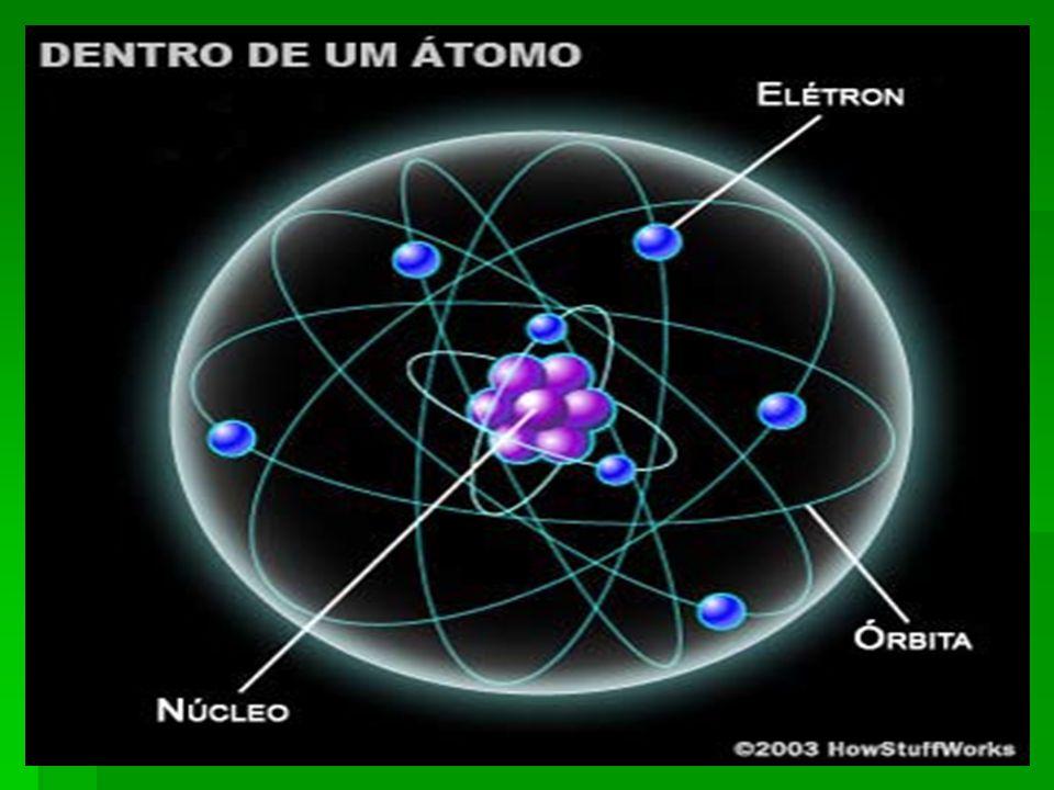 Mas se tudo o que existe no mundo material é feito de um conjunto de células, estas são feitas de átomos e se um átomo de qualquer coisa não é materia