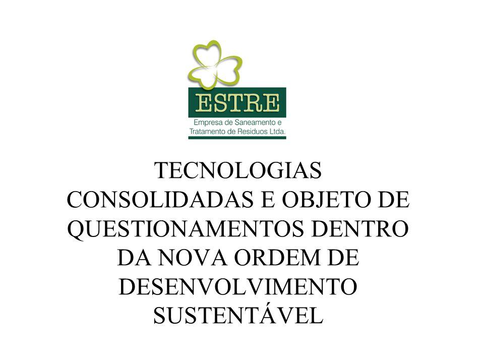 O QUE SÃO TECNOLOGIAS CONSOLIDADAS .
