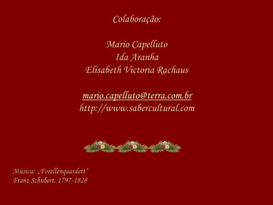 Produção e formatação: Waltraud infeld Produção e Formatação: Waltraud Infeld waltraud.infeld@chello.at W.S.I.