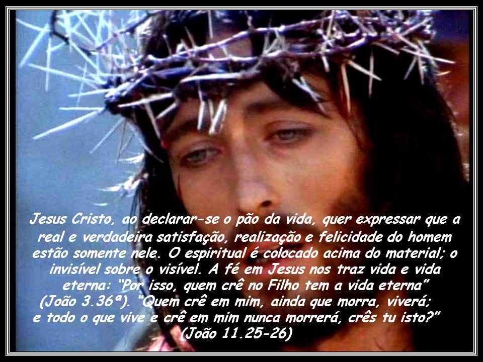 D isse Jesus: