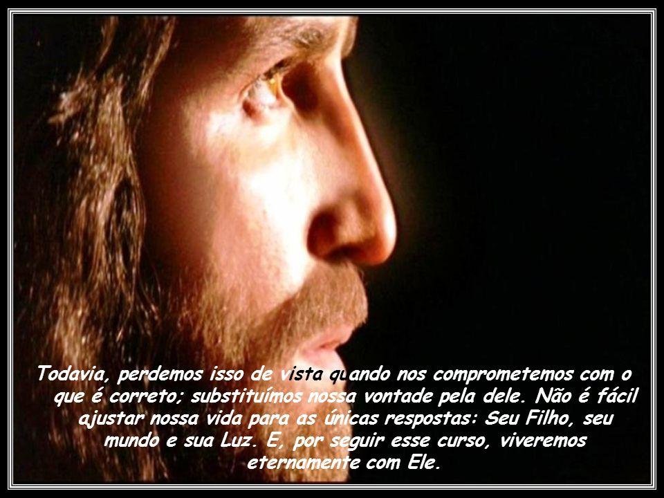 D isse Jesus: Eu sou a ressurreição e a vida.