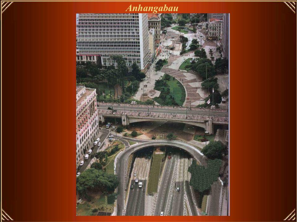Ibirapuera Porque a beleza de São Paulo não é fruto da mãe natureza, é fruto do trabalho do homem.