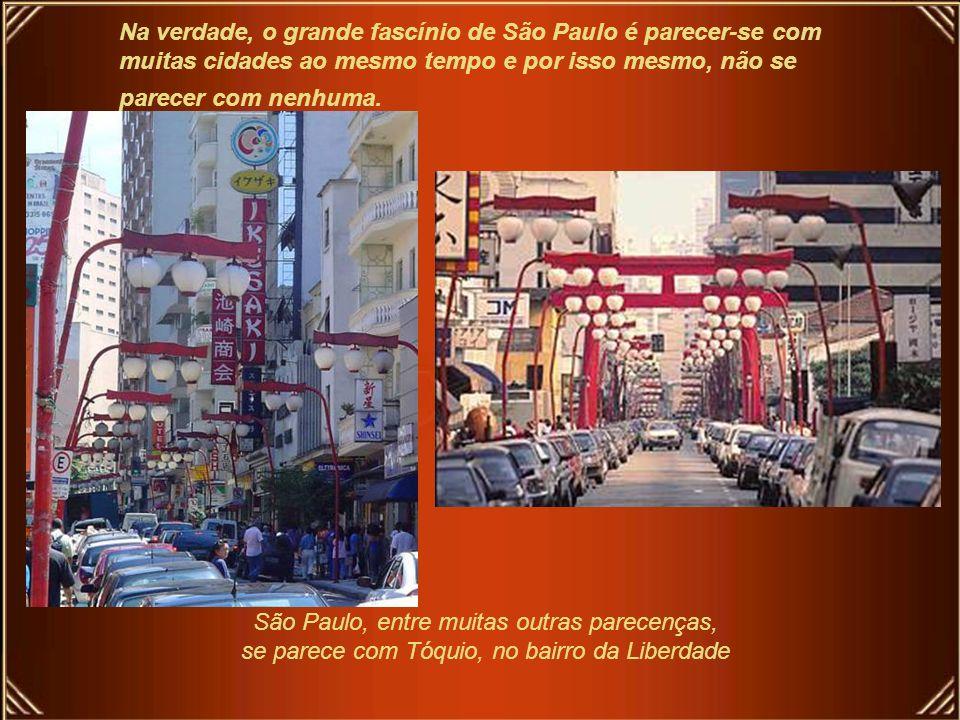 Rua Oscar Freire A rua Oscar Freire concentra o maior numero de lojas de griffe no mundo