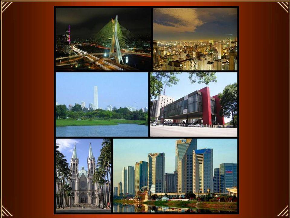 São Paulo, é esse maravilhoso emaranhado de prédios