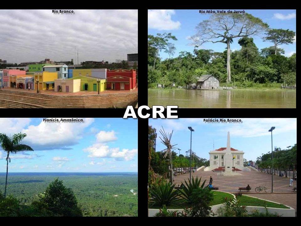 Bendita esta terra, que oferece todos os tipos de climas para contentar toda gente.