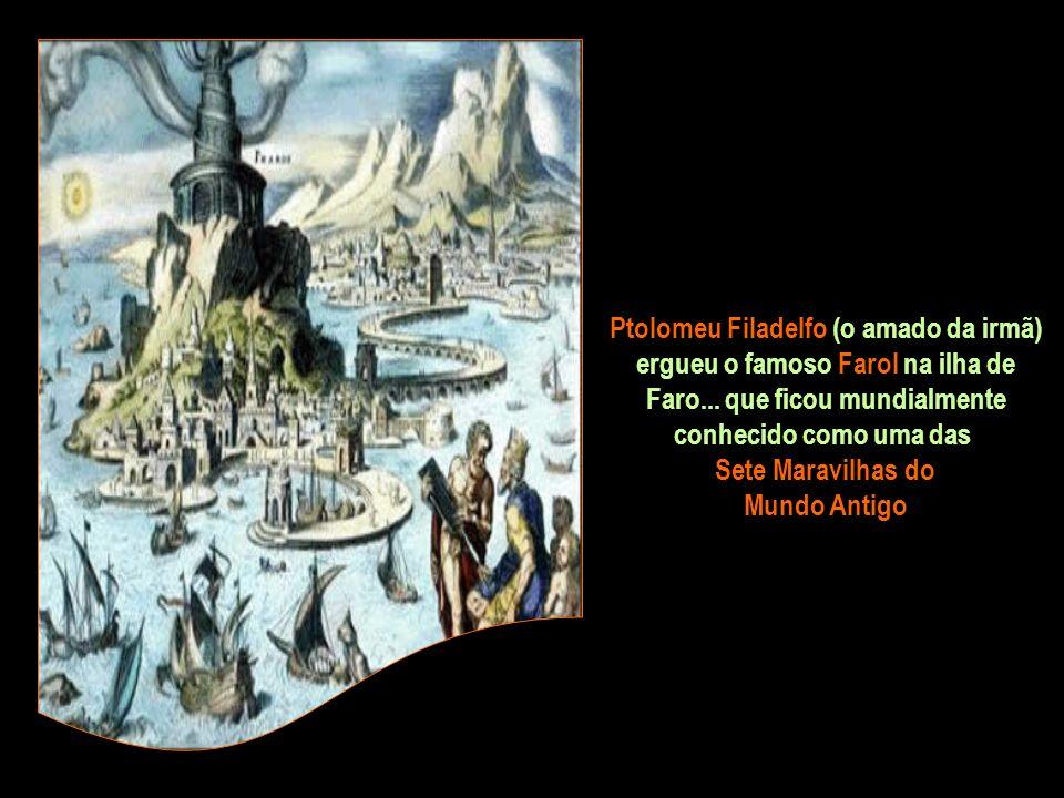 Assumiu o título de Capital do Mundo Helenístico (celebração à vida)... Circulavam nessa época pela cidade... Gregos... Judeus... Assírios... Persas..